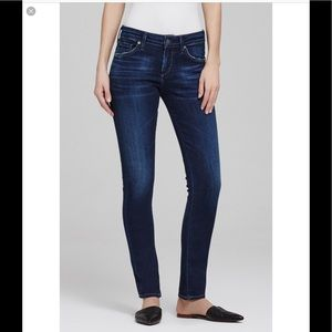 """Citizens of Humanity """"Arielle"""" Mid Rise Skinny"""
